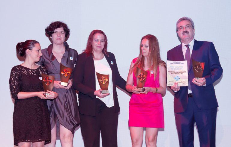 Ecoembes, empresa más galardonada en Premios Empresa Social 2015