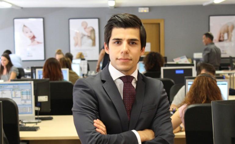 Didac Sánchez, Premio al Joven Empresario