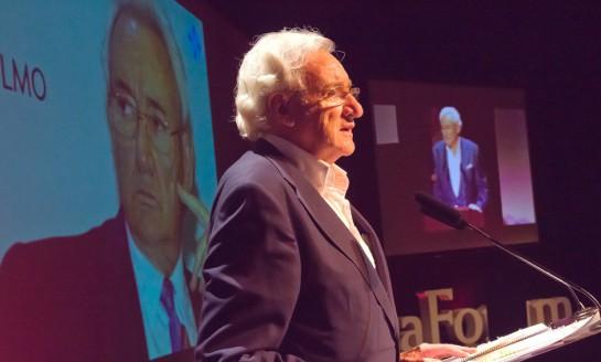 Luis del Olmo, Premio de Honor Premios Empresa Social 2015