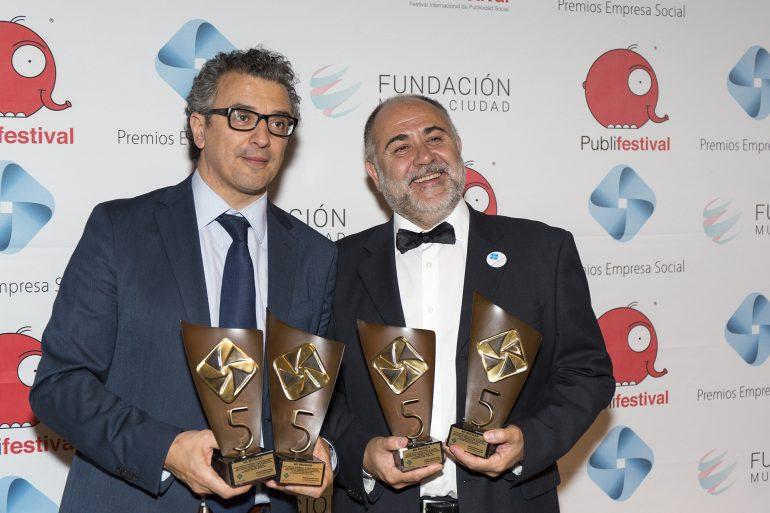 AKI Bricolaje y Fundación SARquavitae, entidades más galardonadas en Premios Empresa Social 2016