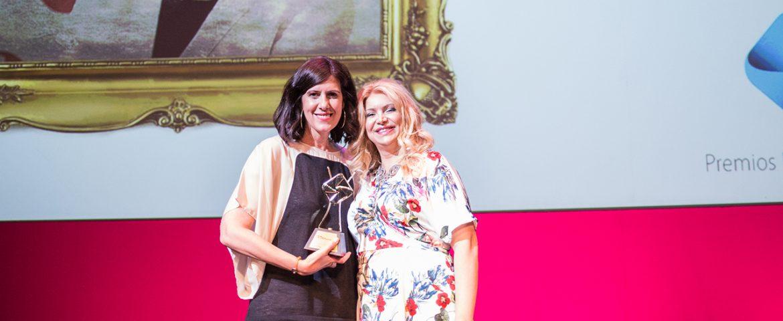 Isabel Buil, Directora de Fundación Affinity, Premio de Honor Premios Empresa Social 2018